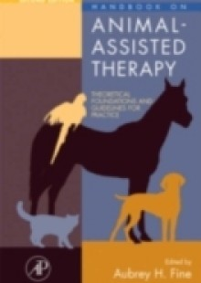 Обложка книги  - Handbook on Animal-Assisted Therapy