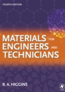Обложка книги  - Materials for Engineers and Technicians