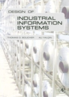 Обложка книги  - Design of Industrial Information Systems