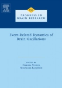 Обложка книги  - Event-Related Dynamics of Brain Oscillations