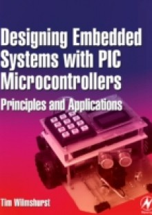 Обложка книги  - Designing Embedded Systems with PIC Microcontrollers