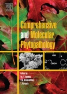 Обложка книги  - Comprehensive and Molecular Phytopathology