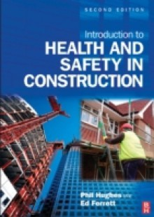 Обложка книги  - Introduction to Health and Safety in Construction