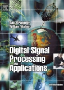 Обложка книги  - Digital Signal Processing and Applications