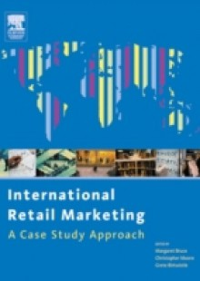 Обложка книги  - International Retail Marketing