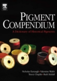 Обложка книги  - Pigment Compendium: A Dictionary of Historical Pigments