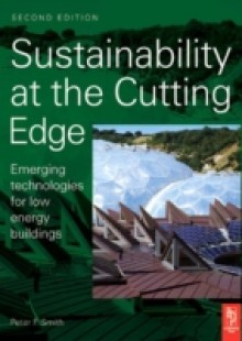 Обложка книги  - Sustainability at the Cutting Edge
