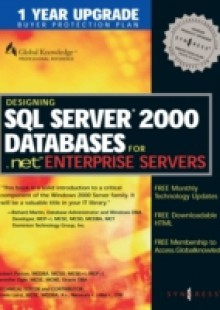 Обложка книги  - Designing SQL Server 2000 Databases