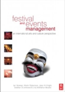 Обложка книги  - Festival and Events Management