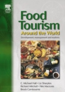 Обложка книги  - Food Tourism Around The World
