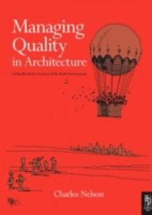 Обложка книги  - Managing Quality in Architecture