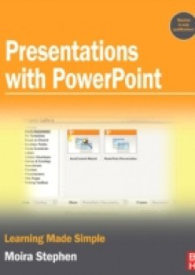 Обложка книги  - Presentations with PowerPoint