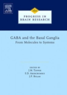 Обложка книги  - GABA and the Basal Ganglia