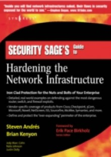 Обложка книги  - Security Sage's Guide to Hardening the Network Infrastructure