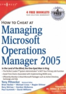 Обложка книги  - How to Cheat at Managing Microsoft Operations Manager 2005