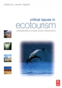 Обложка книги  - Critical Issues in Ecotourism