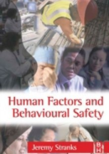 Обложка книги  - Human Factors and Behavioural Safety