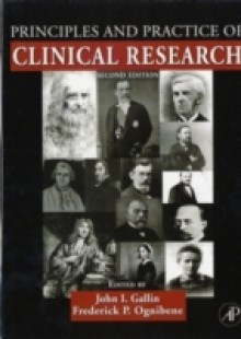 Обложка книги  - Principles and Practice of Clinical Research