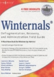 Обложка книги  - Winternals Defragmentation, Recovery, and Administration Field Guide