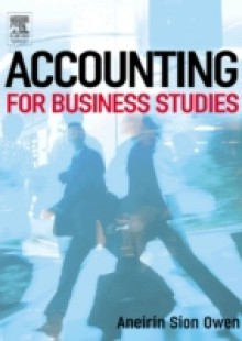 Обложка книги  - Accounting for Business Studies