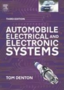 Обложка книги  - Automobile Electrical and Electronic Systems