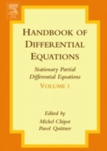 Обложка книги  - Handbook of Differential Equations: Stationary Partial Differential Equations