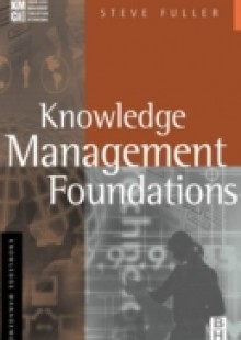 Обложка книги  - Knowledge Management Foundations
