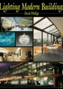 Обложка книги  - Lighting Modern Buildings