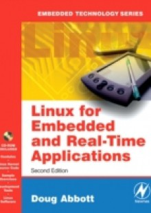 Обложка книги  - Linux for Embedded and Real-time Applications