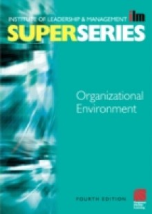 Обложка книги  - Organisational Environment Super Series