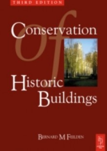 Обложка книги  - Conservation of Historic Buildings