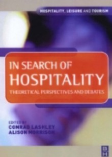 Обложка книги  - In Search of Hospitality