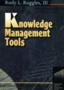 Обложка книги  - Knowledge Management Tools