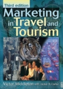 Обложка книги  - Marketing in Travel and Tourism