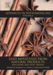 Обложка книги  - Lead Molecules from Natural Products