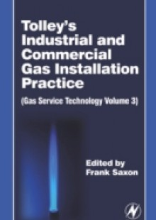Обложка книги  - Tolley's Industrial & Commercial Gas Installation Practice