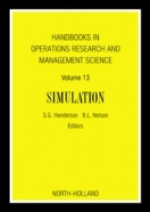 Обложка книги  - Handbooks in Operations Research and Management Science: Simulation