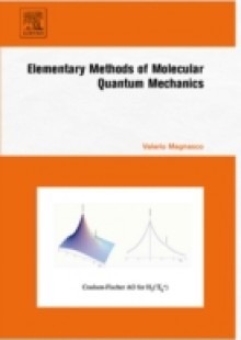 Обложка книги  - Elementary Methods of Molecular Quantum Mechanics