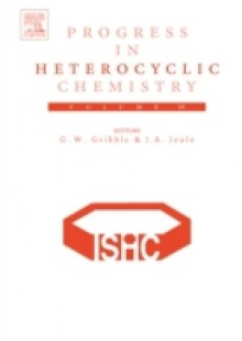 Обложка книги  - Progress in Heterocyclic Chemistry
