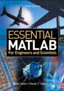 Обложка книги  - Essential MATLAB for Engineers and Scientists