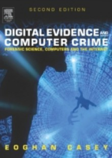 Обложка книги  - Digital Evidence and Computer Crime