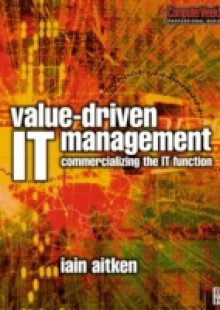 Обложка книги  - Value-Driven IT Management
