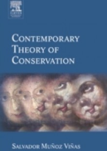 Обложка книги  - Contemporary Theory of Conservation