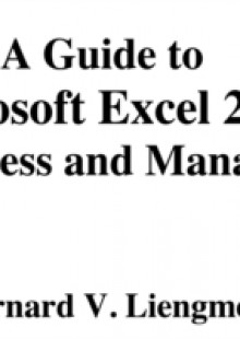 Обложка книги  - Guide to Microsoft Excel 2002 for Business and Management