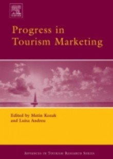 Обложка книги  - Progress in Tourism Marketing