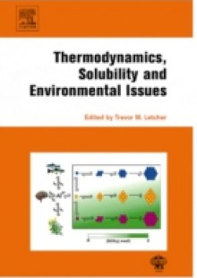 Обложка книги  - Thermodynamics, Solubility and Environmental Issues