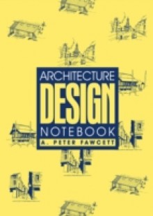 Обложка книги  - Architecture Design Notebook