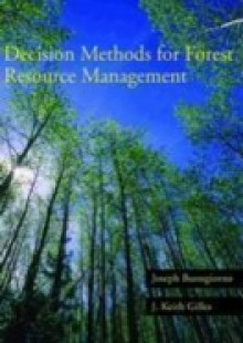 Обложка книги  - Decision Methods for Forest Resource Management