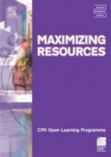 Обложка книги  - Maximising Resources CMIOLP