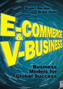 Обложка книги  - E-Commerce and V-Business